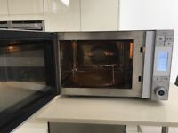 Hitachi MC300 microwave oven with grill and oven.