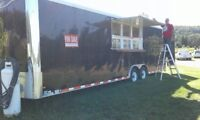 28 ft Food Trailer - new picatures