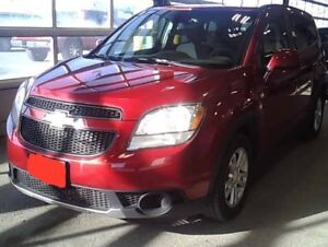 2012 Chevrolet Orlando LT 7 Passenger, No Accidents
