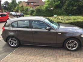 BMW 1 SERIES 2.0 LTR HATCHBACK DEISEL