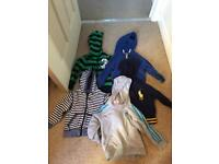 Boys clothes and shoes bundle age 2-3 mainly