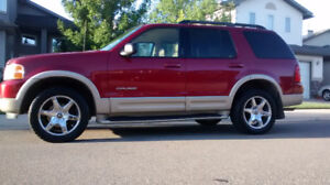 ONLY $5,600 ... Loaded Ford Explorer