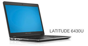 "14"" Dell latitude 6430U Core i7 8.0RAM/256SSD UltraBook"