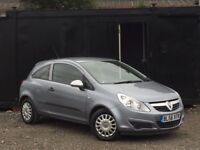 ★ 2007 VAUXHALL CORSA 1.0L LIFE 3 DOOR + BARGAIN + IDEAL 1ST CAR ★