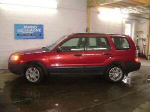 2008 Subaru Forester X AWD Toit ouvrant