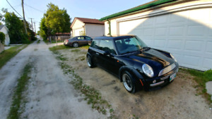 02 mini cooper low km *reduced*