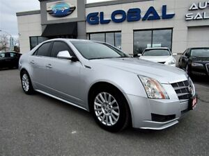 2010 Cadillac CTS 3.0L PANORAMIC ROOF, HEATED SEATS, LEATHER .
