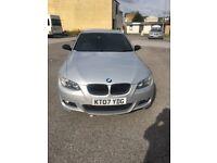 BMW 3 SERIES 2.0 320d M Sport 2d, FULL LEATHERS, LONG MOT, NICE WHEELS, CHEAP