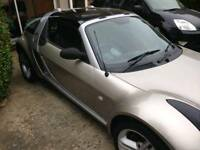Smart Roadster automatic