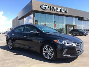 2017 Hyundai Elantra Limited Navigation, Memory Seats, Leathe...