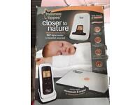 Tommee Tippee baby monitor with movement sensor