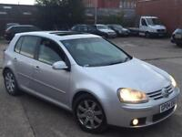 Volkswagen Golf 2.0 GT TDI DIESEL,HPI CLEAR,CAMBELT CHANGED 53K,ELECTRIC SUNROOF