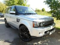 2011 Land Rover Range Rover Sport 3.0 SDV6 HSE 5dr Auto Adaptive Cruise! Full...