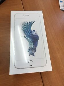 Brand New iPhone 6S 32gb- Silver