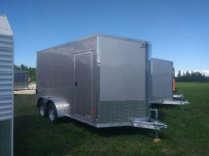 ENCLOSED TRAILERS FOR SALE WINNIPEG MANITOBA CARGO MOTORCYCLE