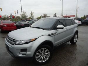 2015 Land Rover Range Rover Evoque Pure  / GLASS ROOF / LEATHER