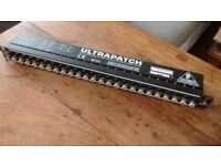 Behringer Ultrapatch Patchbay (Patch Bay) PX1000