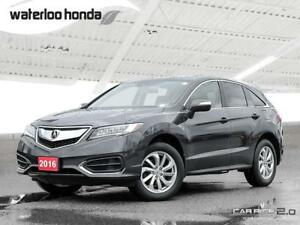 2016 Acura RDX Special of the Week! Back Up Camera, AWD, Heat...