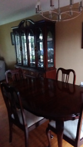 Victorian Style Formal Dining Room Set