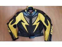 IXS Motorbike 2 Piece Suit Size 58 mens