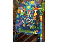 Fisher Price baby-toddler rocking chair