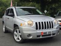 2007 Jeep Compass 2.0CRD Limited***12 MONTHS MOT + LOW MILES***