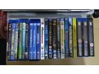 62 3D BLU-RAYS FOR SALE