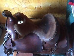 Simcoe Western Saddle for sale