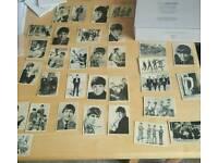 (54 )Original 1960s A&B.C beatles photocards