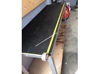heavy duty metal garage steel workbench shelving table work shop work bench