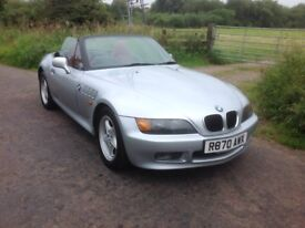 BMW 1.9 Z3 ROADSTER. R Reg.
