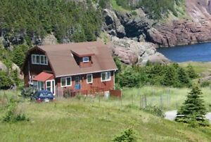 Spectacular location with ocean view (3 bdrm home)
