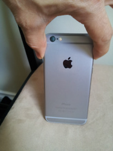 64 GB iphone 6 in perfect condition