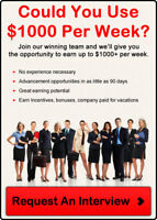 Could You Use $1000 Per Week?