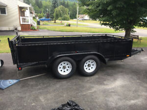 utility trailer 5X12