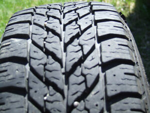 185/60/15 Goodyear Ultra Grip tires and rims