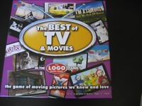 """""""Best of TV & Movies"""" Board Game"""