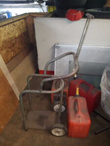 oxy acetylene stand
