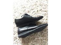 Prada Men's Spazzolato Shoes **BRAND NEW**