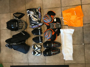 Youth Bauer Hockey Gear