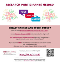 Wanted: Research Study Participants