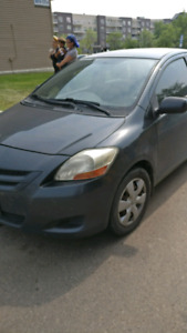 Toyota Yaris out of province