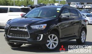 2015 Mitsubishi RVR GT PREMIUM! AWD! LEATHER! SUNROOF!