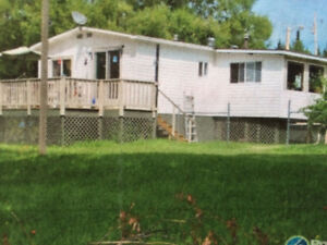 CUTE AND AFFORDABLE HOME ON 2 ACRES MINUTES FROM QUESNEL