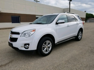 2010 Chevy Equinox AWD - Leather - sunroof - heated seats - mint