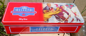 COLLECTIBLE 2010's GANONG'S CHOCOLATES / CANADIAN TIRE TIN