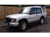 LANDROVER DISCOVERY 2.5 TD5 DIESEL2003 03 AUTOMATIC 7 SEATER FULK SERVICE HISTORY EXCELLENT COND