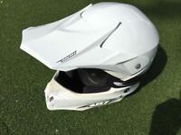Knox mx helmet size med