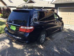 Honda Odyssey for sale- Top of the line touring model