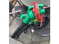 Garden Line Leaf Blower Shredder Vacuum